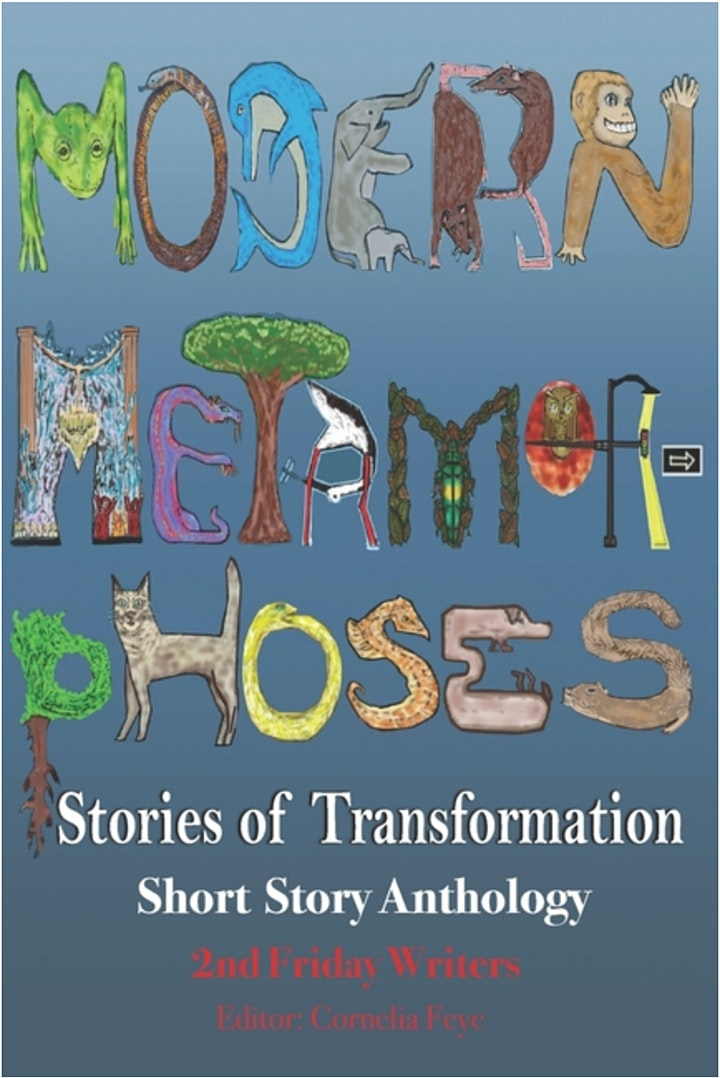 Transformation is Possible: An Author Event image