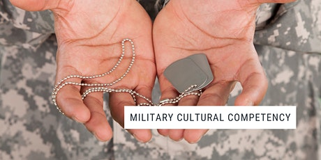 Military Cultural Competency tickets