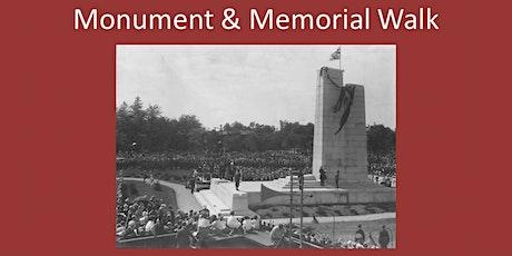 Monuments & Memorials Walk