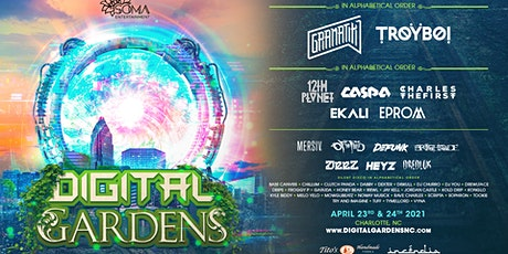 Digital Gardens Music & Arts Celebration 2021 tickets