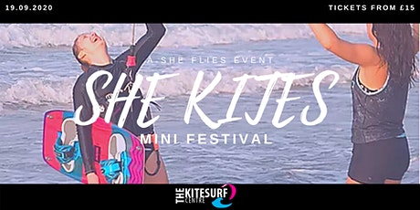 SHE KITES Mini Festival - a She Flies Event tickets