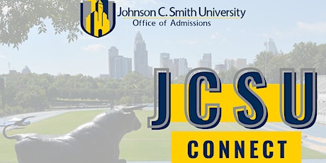 JCSU Connect with an Admissions Counselor tickets