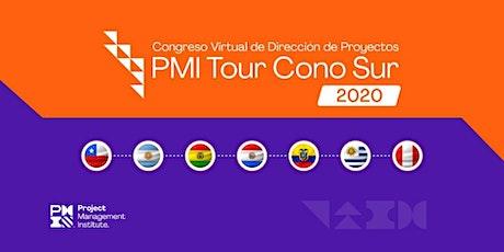 Congreso PMI Tour Cono Sur 2020 - Edición Online entradas