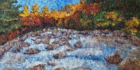 Needle Felted Landscape with Leah Cathleen Donald tickets
