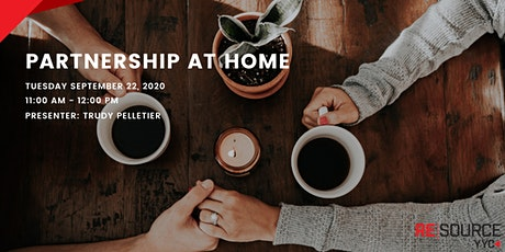 Partnership at Home tickets