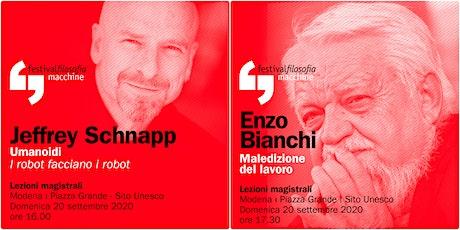 ff20 | SCHNAPP - BIANCHI | Modena, Piazza Grande biglietti