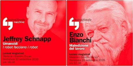 ff20   SCNAPP - BIANCHI   Modena, Giardini Ducali biglietti