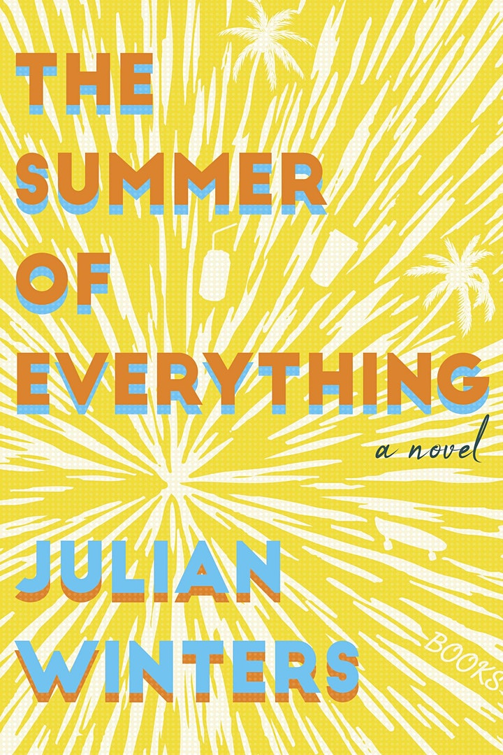 The Summer of Everything - Julian Winters in conversation with Nic Stone image