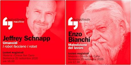 ff20 | SCHNAPP - BIANCHI | Modena, Chiesa di San Carlo biglietti