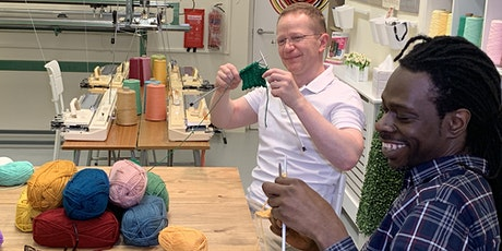 Men's Knitting 'Zoom' Online Class tickets