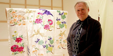 Curator Talk: Barry Till on 'From Geisha to Diva: The Kimono of Ichimaru' tickets