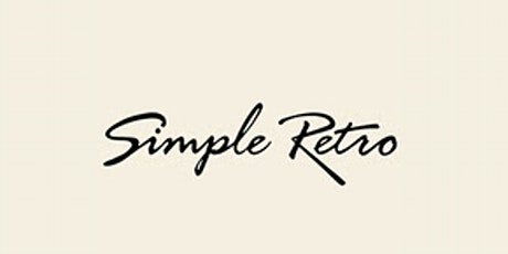 Simple Retro New York Showroom Sample Sale tickets