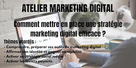 Atelier Marketing Digital entradas
