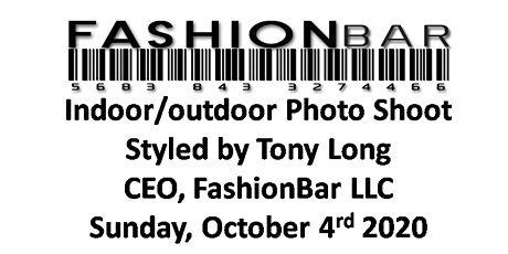 FashionBar's Photo-shoot Opportunity  (The Showroom) tickets