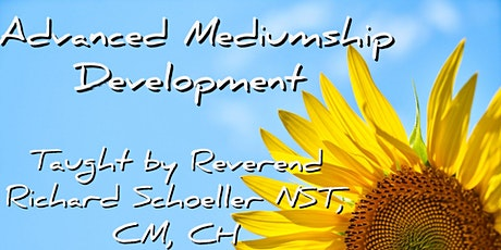 Advanced Mediumship Development tickets