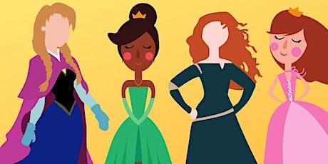 Princess Tea tickets