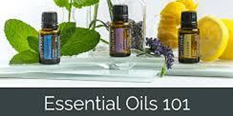 Copy of Basics of Essential Oils tickets