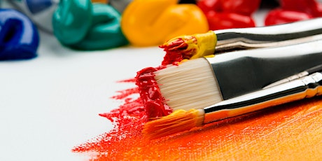 Makerspace Paint Night tickets