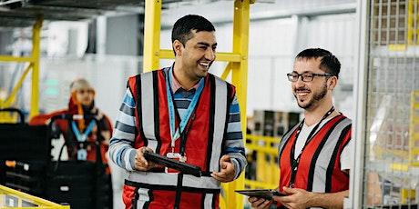 Employer Connection: Amazon Warehouse (English) tickets