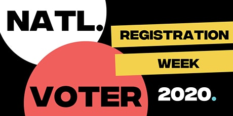 National Voter Registration Week Concert Series tickets