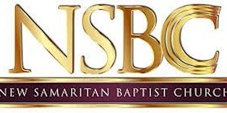 New Samaritan Baptist Church, Sunday Worship Service tickets