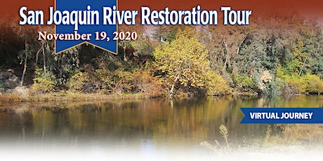 2020 San Joaquin River Restoration Tour tickets