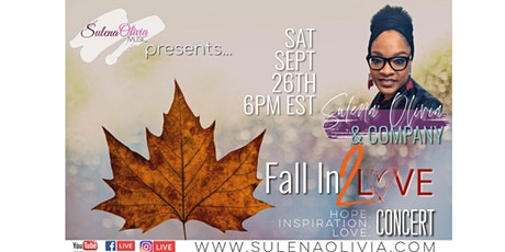 Fall In2 Love Music Concert tickets