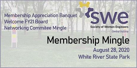 Membership Mingle tickets