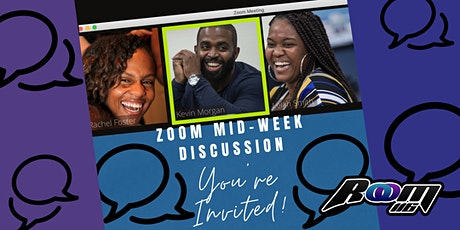 ONLINE Mid-week Discussion tickets