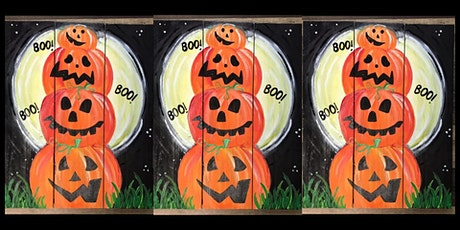Boo: Glen Burnie, Sideline's with Artist Katie Detrich! tickets