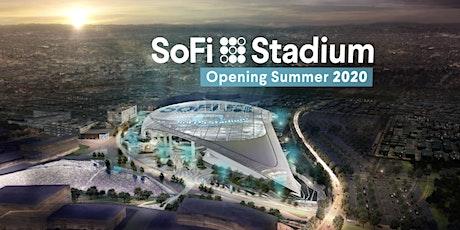 Virtual Tour of the new SoFi Stadium tickets