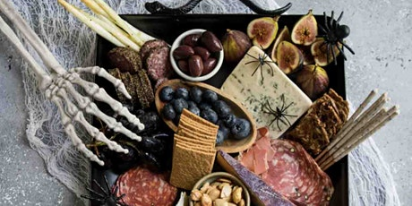 Halloween Charcuterie Workshop tickets