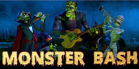 MONSTER BASH - Halloween Party at Whispers Cocktail Bar tickets
