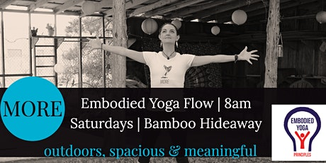 Embodied Yoga Flow tickets