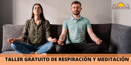 Taller Gratuito de Meditación Introductorio al curso Happiness Program boletos