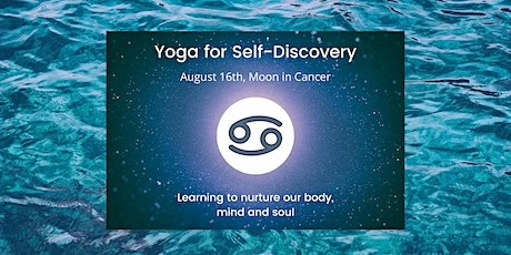 Yoga for Self-Discovery tickets