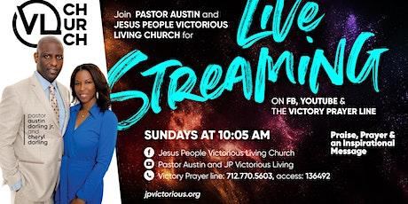 Virtual Victory Encounter -Sunday Worship tickets