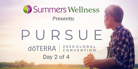 "Day 2 of 4: doTERRA Convention LIVE, LOCAL Watch Party- ""Pursue Whats Pure"" tickets"