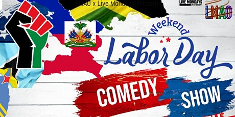Labor Day Weekend Comedy Show tickets