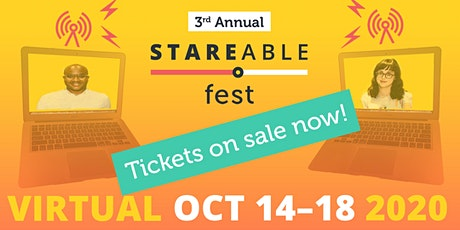 Stareable Fest 2020 tickets