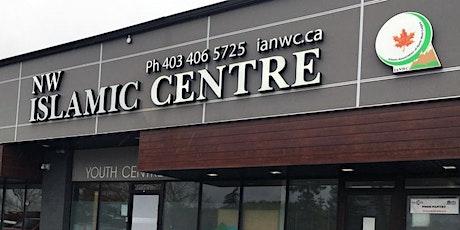 Friday Prayer- NorthWest Islamic Centre | August 21, 2020 tickets