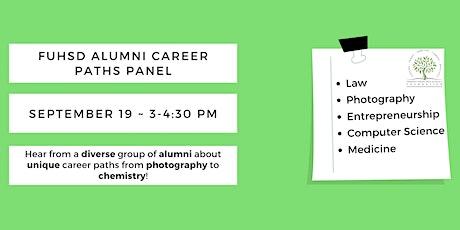 FUHSD Alumni Career Paths Panel tickets