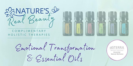 Emotional Transformation with Essential Oils tickets
