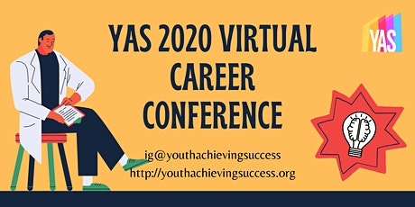 YAS 2020 Virtual Webinar tickets