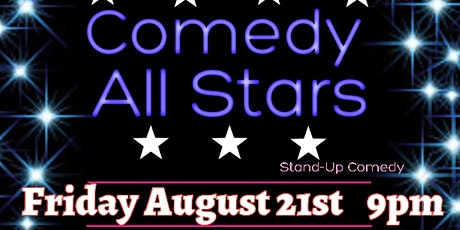 Comedy All Stars ( Stand-Up Comedy) Montreal Comedy Club tickets