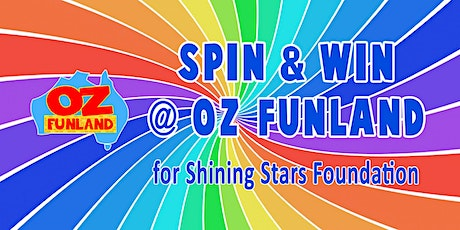Spin & Win at Oz Funland (Sept) tickets