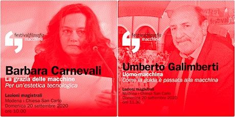 ff20 | CARNEVALI - GALIMBERTI | Modena, Chiesa di San Carlo biglietti
