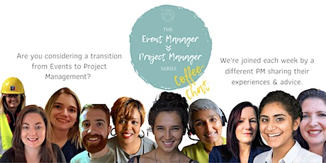 Event Manager >> Project Manager Series | Coffee-Chats by Stone Changes tickets