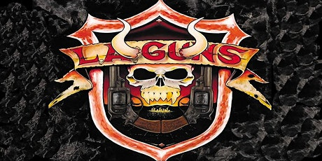 L.A.Guns plus support Live at Eleven Stoke tickets