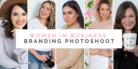 Women In Business Branding Shoot  tickets